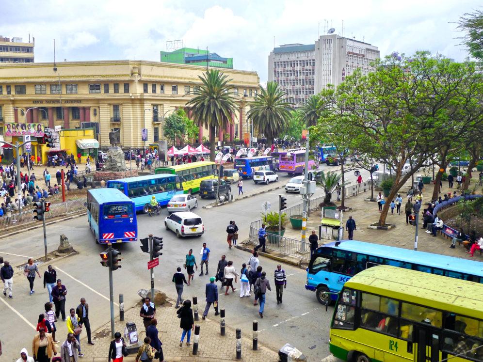 Public Transport ban in Nairobi